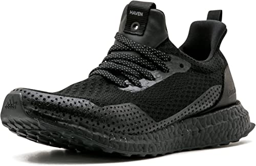 Motivación Si águila  Amazon.com | adidas Mens Ultraboost Uncaged Haven Black Fabric | Fashion  Sneakers