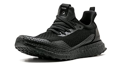 cef747f2ce3a1 adidas Mens Ultraboost Uncaged Haven Black Fabric  Amazon.co.uk ...