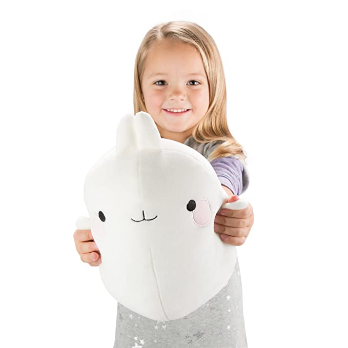 Amazon.com: TOMY Molang Super Soft Plush Figure Molang 25 cm Peluches: Sports & Outdoors
