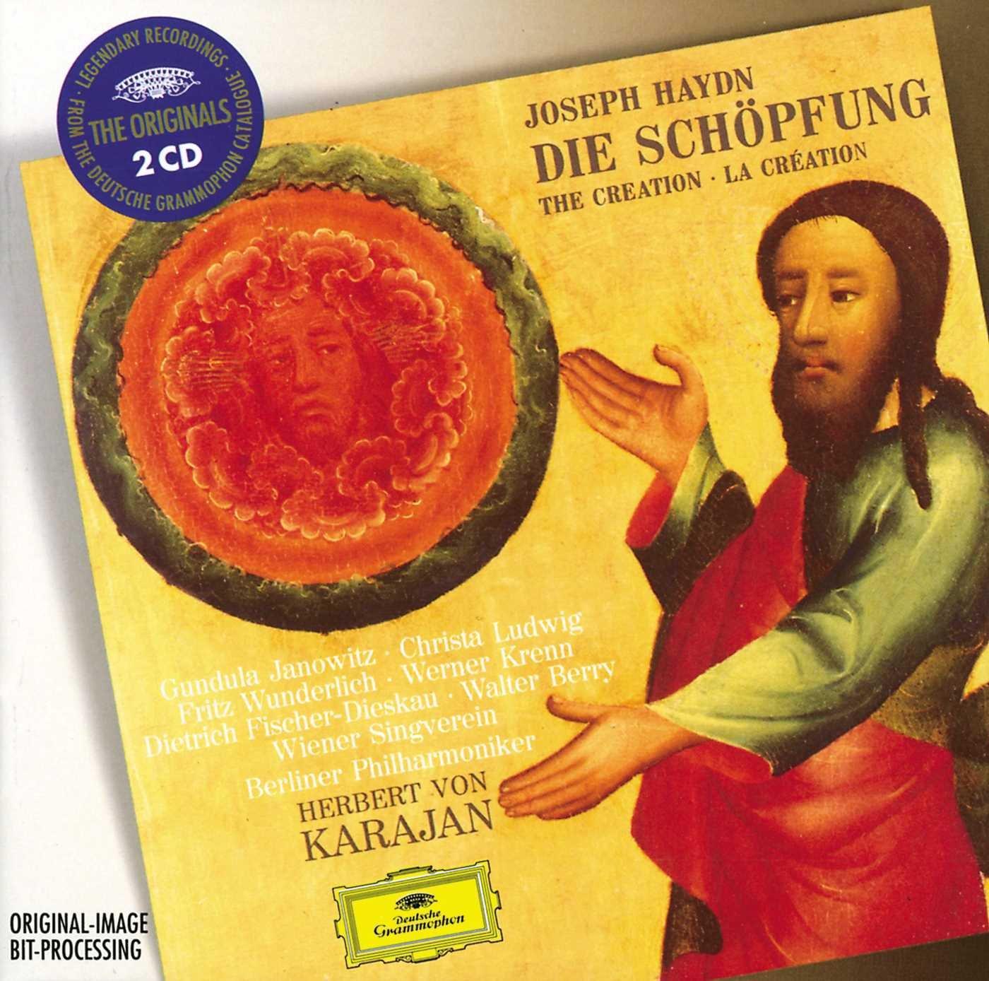 Haydn: Die Schopfung (The Creation) by HAYDN,J.
