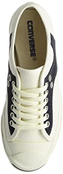 Jack Purcell RET: White / Black