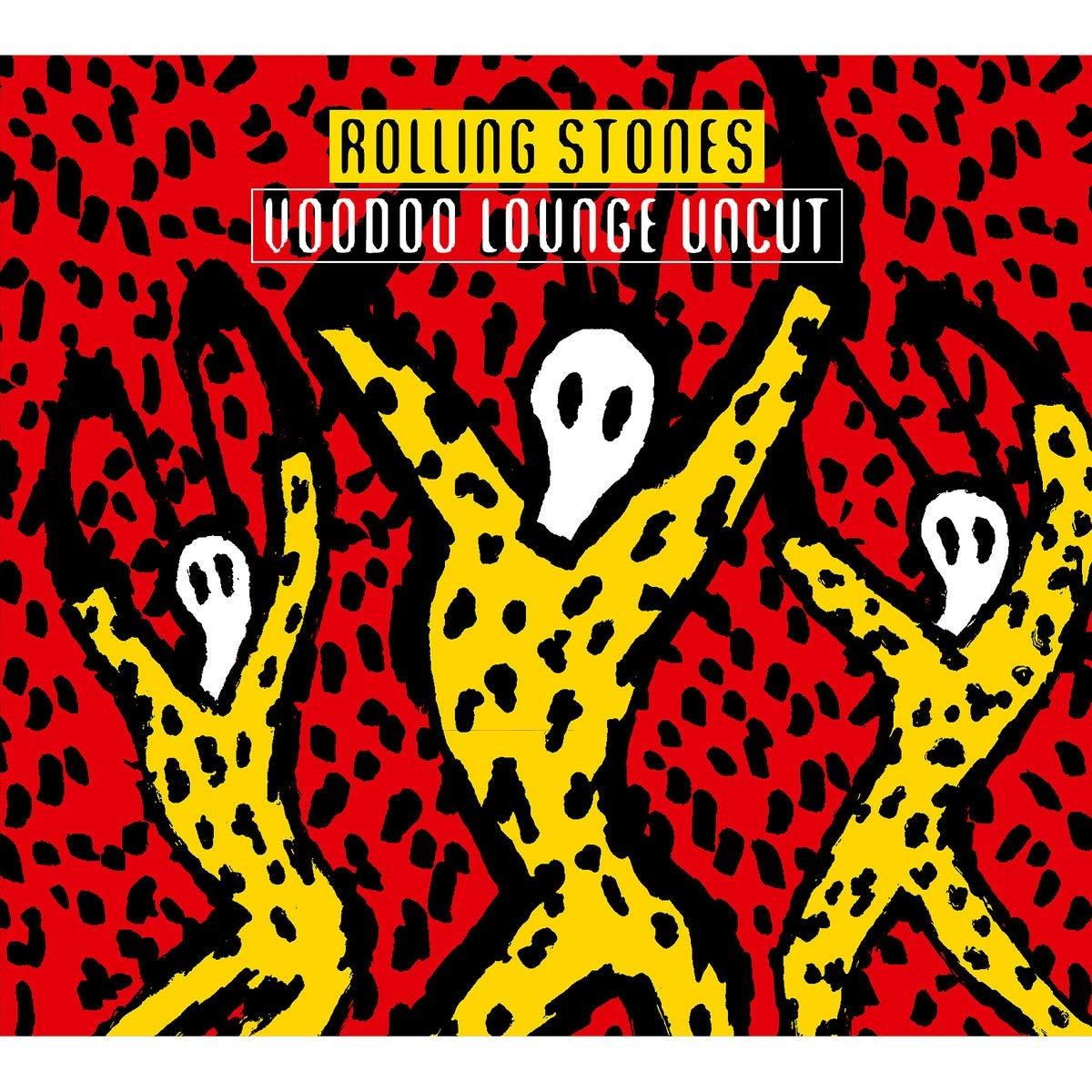Blu-ray : Voodoo Lounge Uncut    Blu-ray + 2 Cds (Blu-ray)