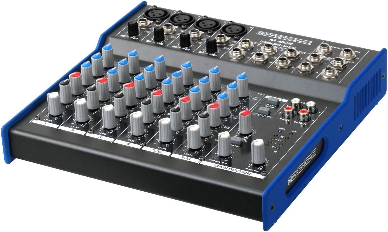 Pronomic Mixer M-802: Amazon.es: Instrumentos musicales