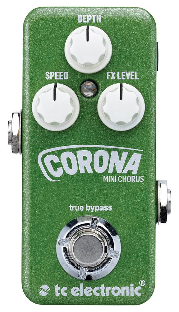 TC Electronic Corona Mini Chorus Pedal by TC Electronic