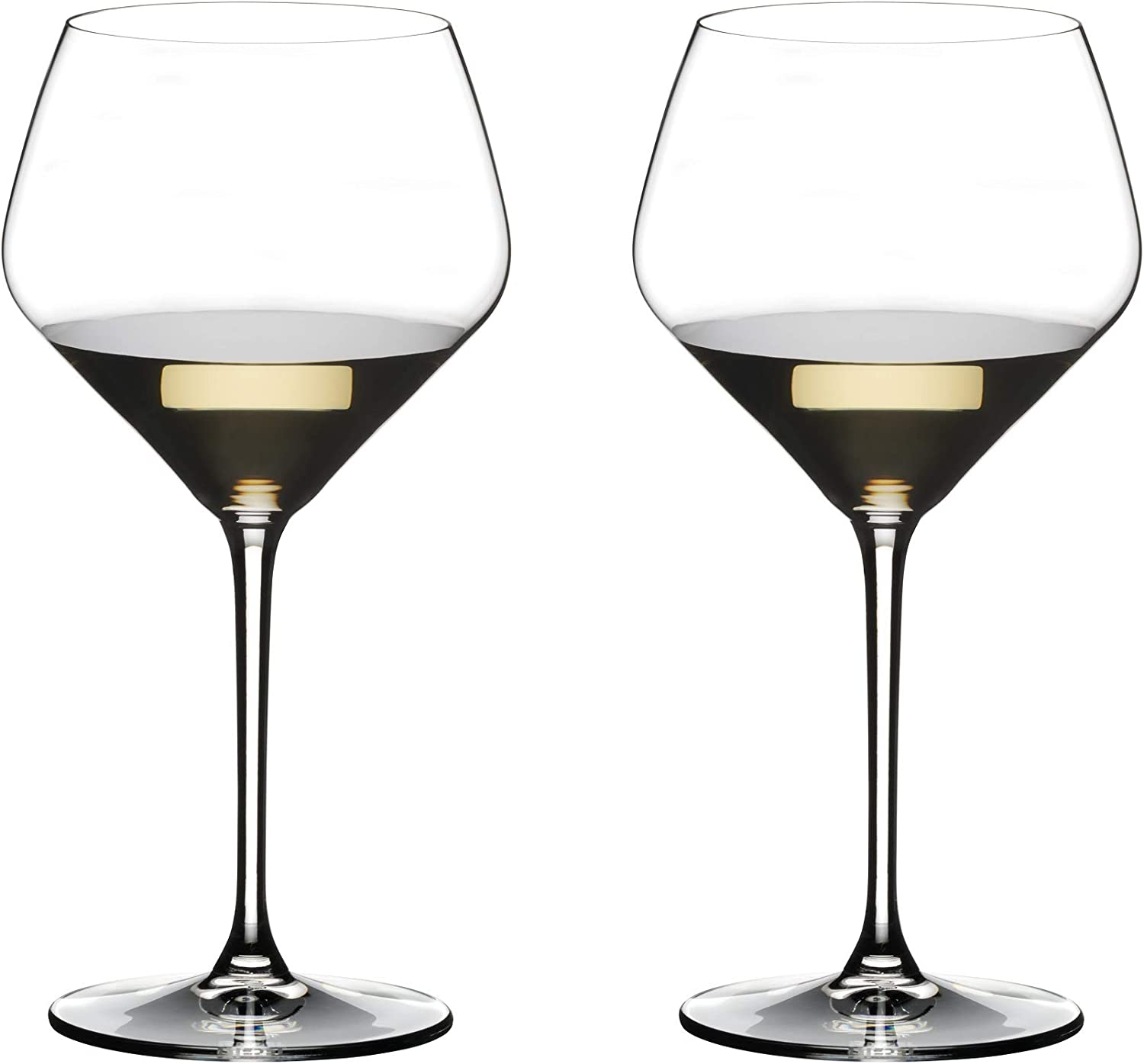 Riedel Extreme Oaked Chardonnay Glass, Set of 2, Clear