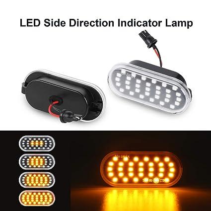 Indicador de luz de giro dinámico Luz de señal de giro OZ-LAMPE ...