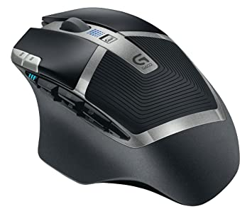 acf3ffe22eb Logitech G602 Wireless Gaming Mouse - Black: Amazon.co.uk: Computers ...