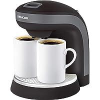 SENCOR Coffee Maker SCE 2000BK Cafetera para espresso, Color negro