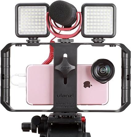 ULANZI U Rig Pro Smartphone Video Rig, iPhone: Amazon.co.uk: Camera & Photo
