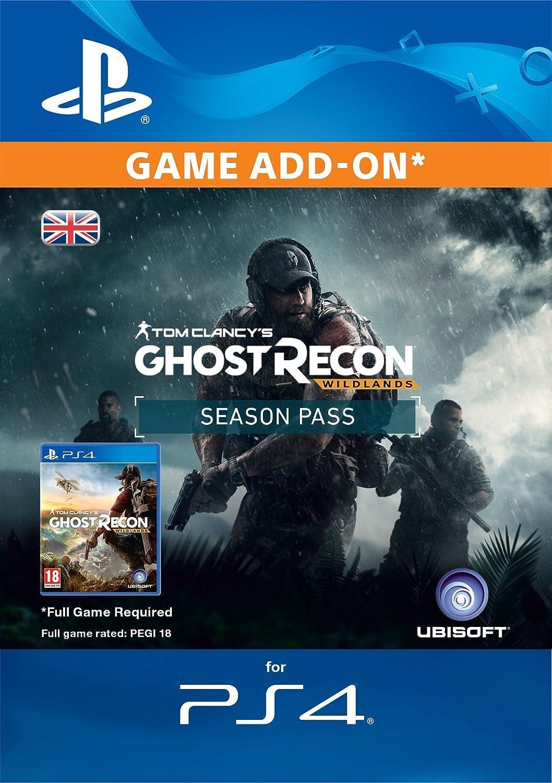 Tom Clancy's Ghost Recon Wildlands Season Pass [PS4 Download