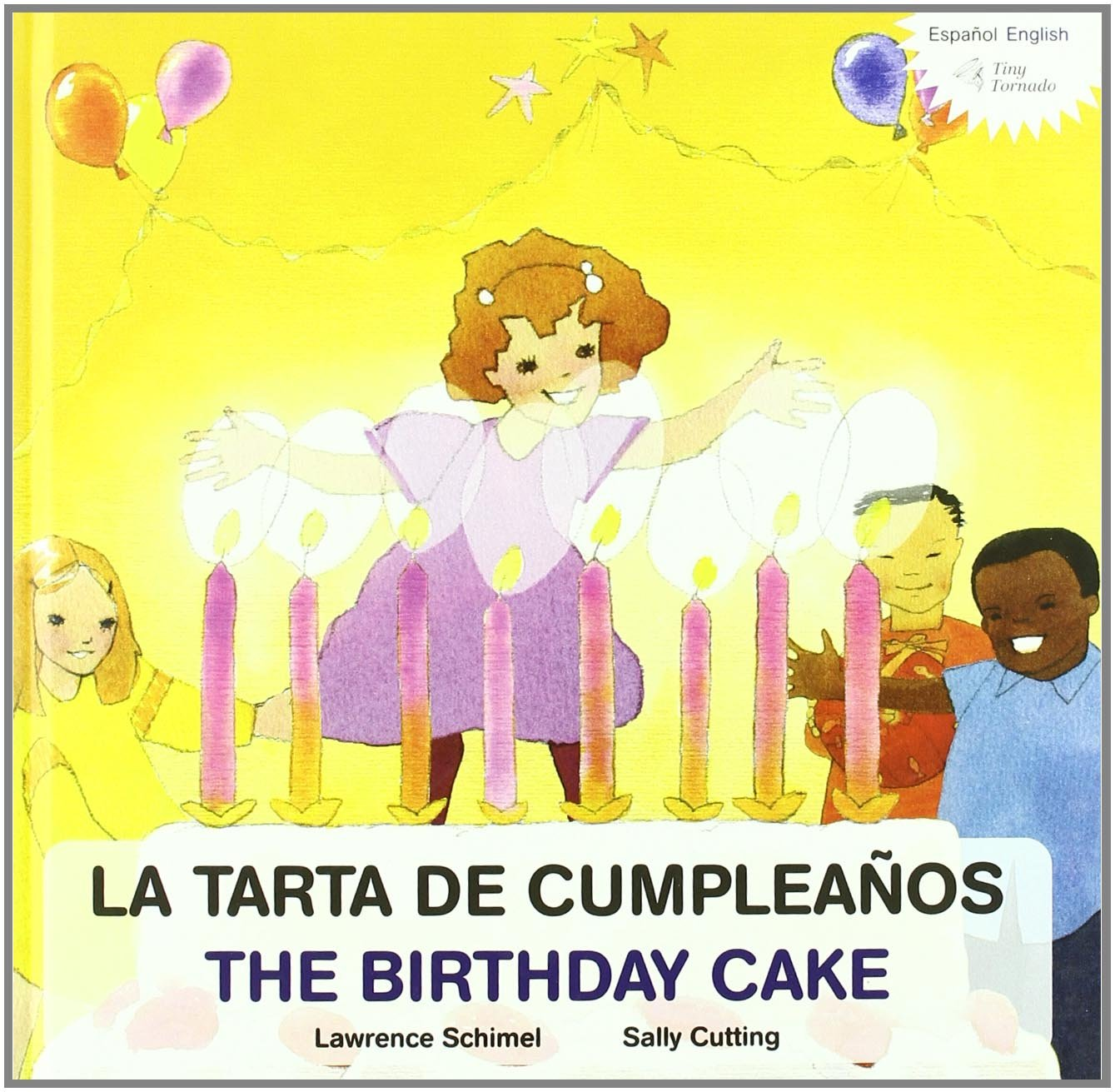 La tarta de cumpleanos / The birthday cake (Tiny Tornado ...