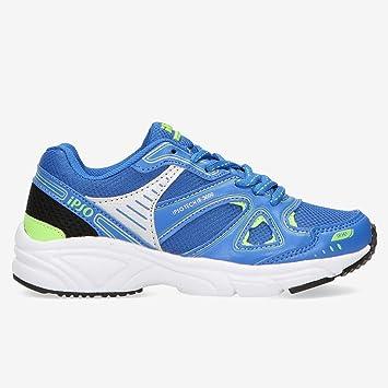IPSO Zapatillas Running Azules Niño (28-35) (Talla: 35): Amazon.es: Deportes y aire libre