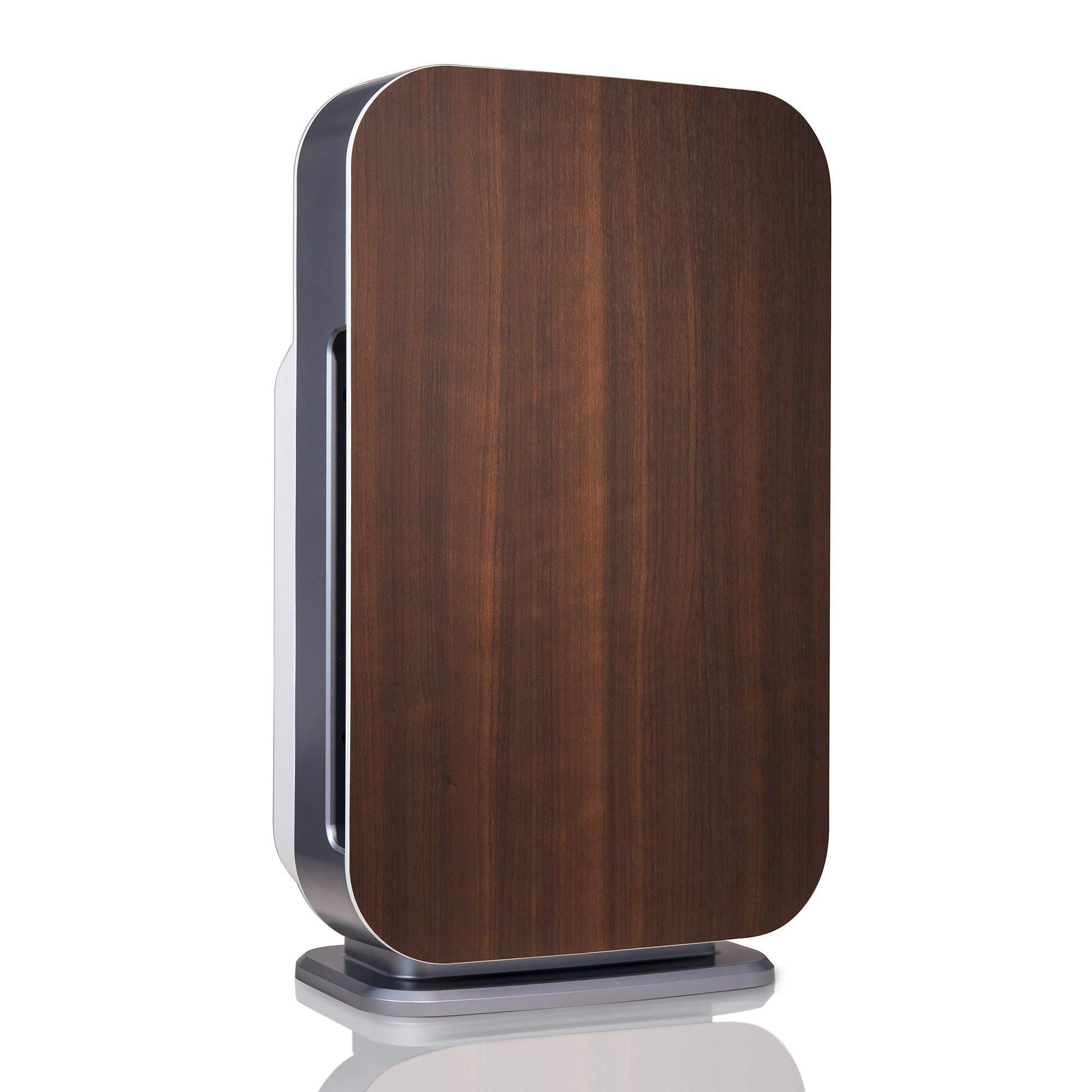 Alen BreatheSmart 45i HEPA Air Purifier for Rooms, 800 SqFt. Coverage Area, with Multi-Purpose HEPA Filter for Mold, Bacteria, Odors, Allergies, Dust, Dander, and Fur in Espresso by Alen