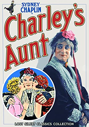 Amazon Com Charley S Aunt Silent Sydney Chaplin Ethel Shannon