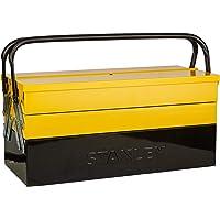 Stanley Gereedschapskoffer CantiLever (21 x 21 x 45 cm, met klembescherming voor gereedschap en accessoires, box met…