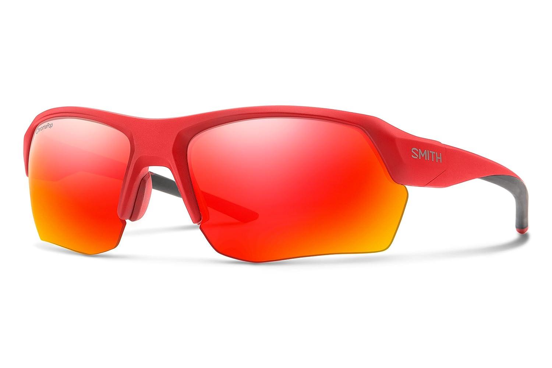 【代引可】 Smith Optics Optics カラー: メンズ カラー: レッド Smith B07CH824KK, ハヤサカサイクル:888da6d5 --- agiven.com