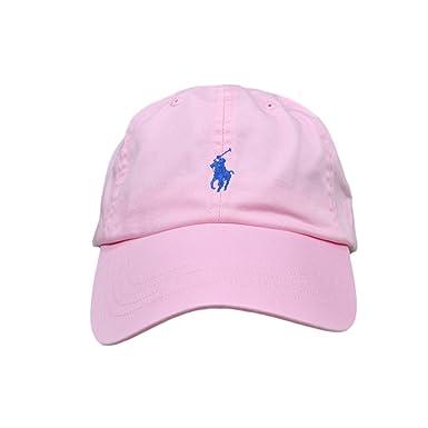 Ralph Lauren Casquette Rose Mixte  Amazon.fr  Vêtements et accessoires 90c95963e21