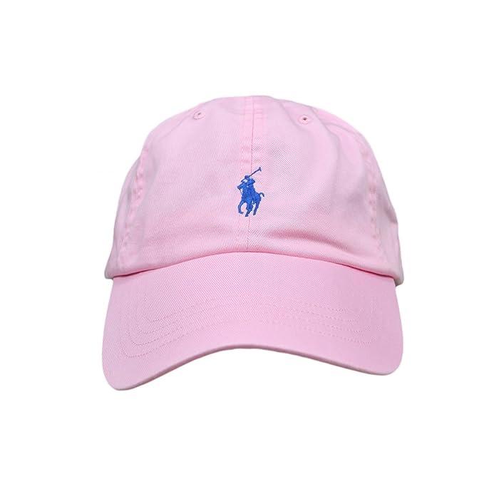 Ralph Lauren - Polo Sprint - Gorra - Carmel Pink: Amazon.es: Ropa y accesorios