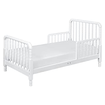jenny toddler bed finish white lind twin walmart land of nod sale full target