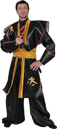 Disfraz Adulto Samurai: Amazon.es: Ropa y accesorios