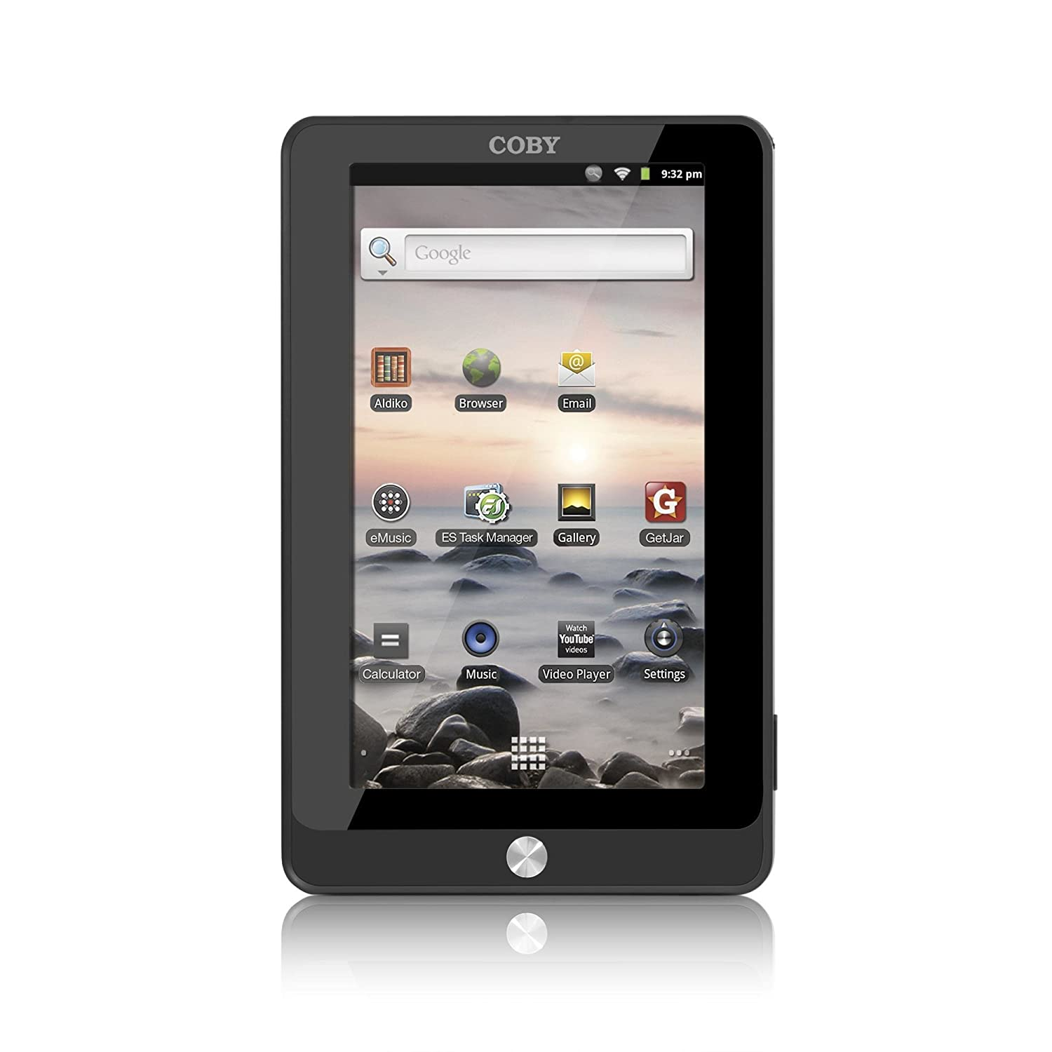 Amazon.com : Coby Kyros MID7015 7-Inch Android 2.3 Internet Touchscreen  Tablet PC with WiFi, 0.72 GHz, 4GB Flash Removable Memory : Tablet  Computers ...