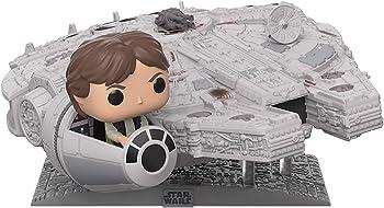 Funko Pop Deluxe Star Wars Millennium Falcon With Han Solo