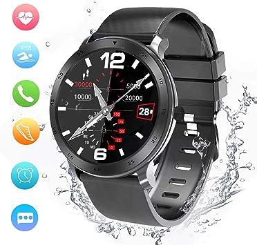 Smartwatch, Reloj Inteligente Impermeable IP68 Pulsera Actividad ...