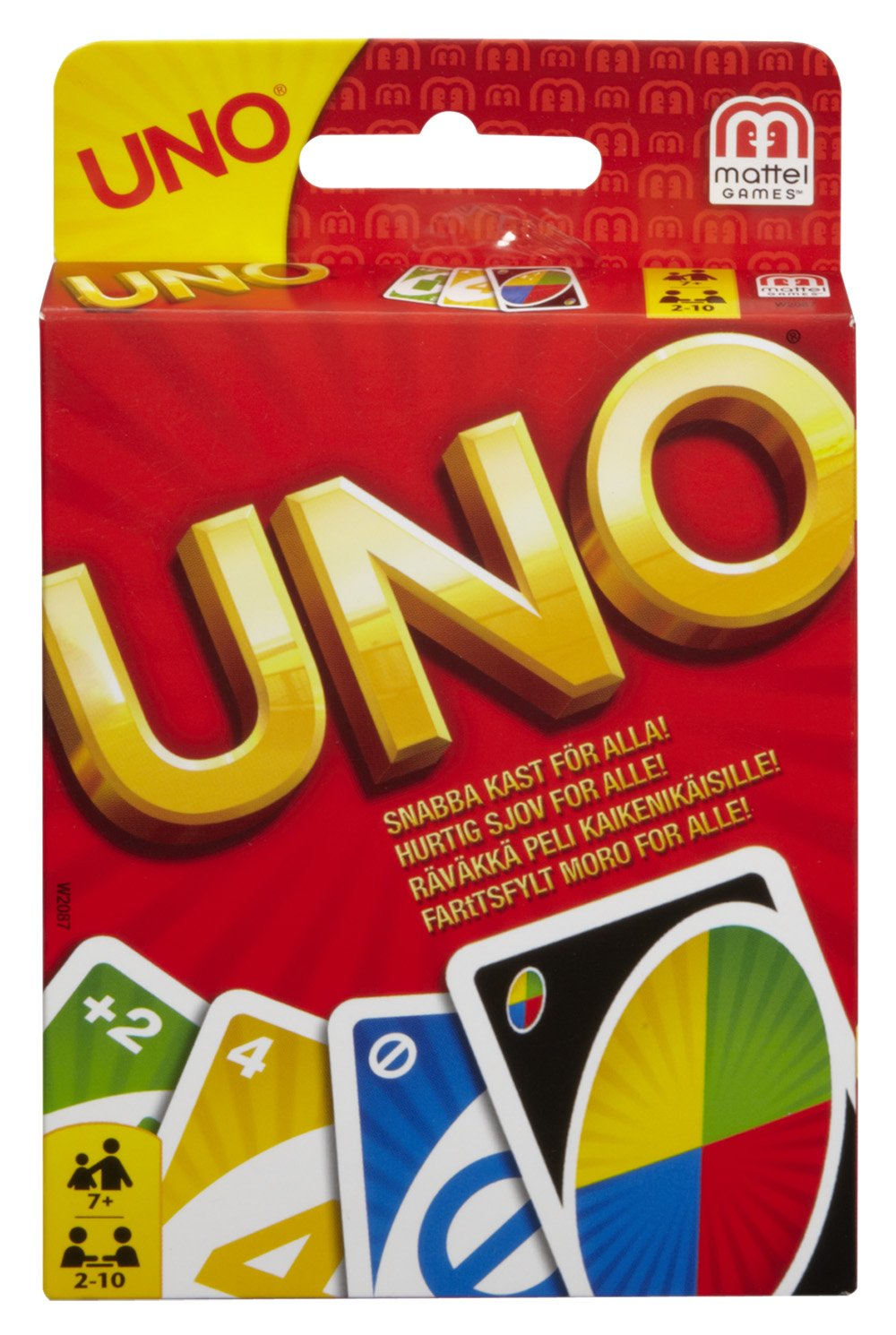 UNO https://amzn.to/2BXESo9