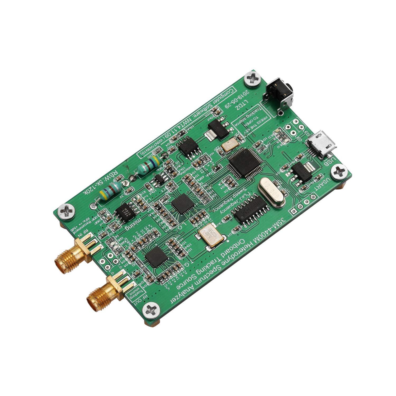 Geekcreit Spectrum Analyzer USB LTDZ 35-4400M Signal Source with