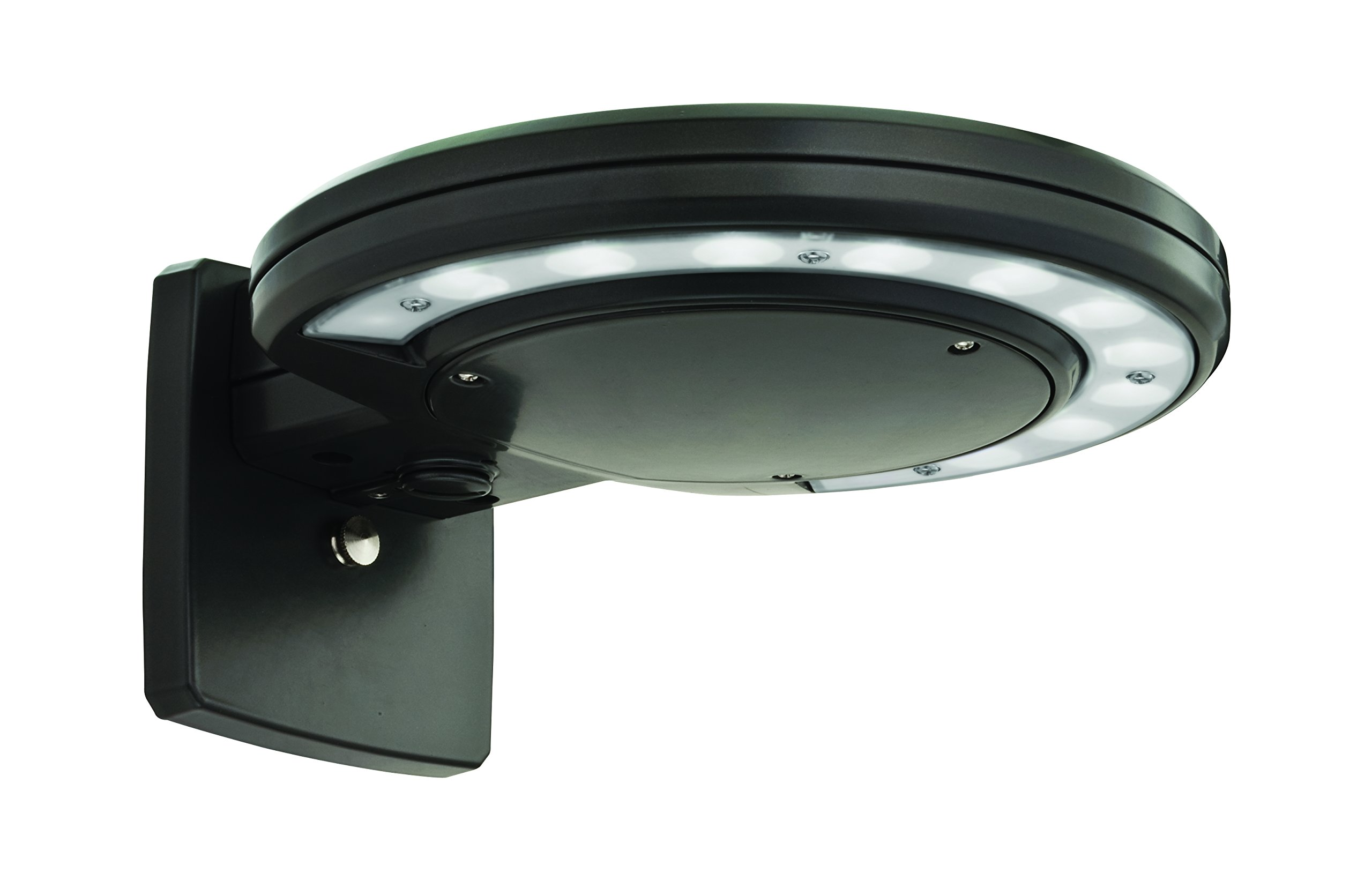 Lithonia Lighting OLAW23 53K 120 PE BZ M2 LED Outdoor Wall Pack Area Light, Black Bronze