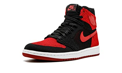 7e6dd0e22aca Image Unavailable. Image not available for. Color  Air Jordan 1 Retro HI  Flyknit - 919704 001