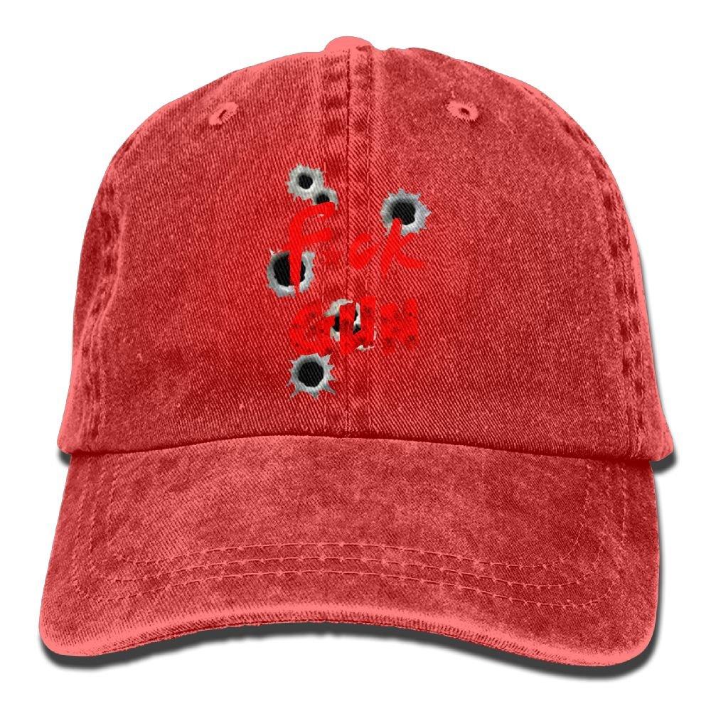 Amazon.com  Adjustable Baseball Caps Shot Hole Cowboy Style Trucker Cap   Clothing 5cfc60384191