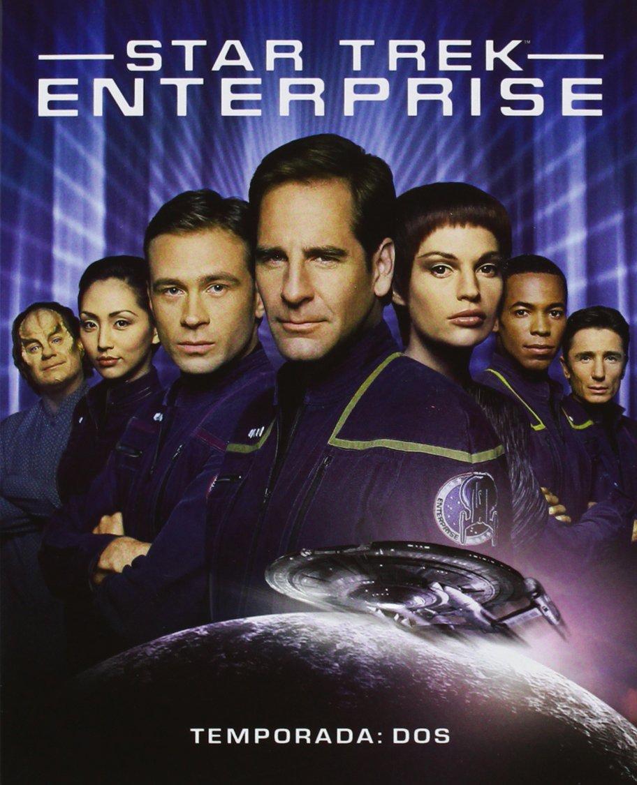 Star Trek Enterprise 2ª Temporada 2001 Europe Zone Amazon It Film E Tv