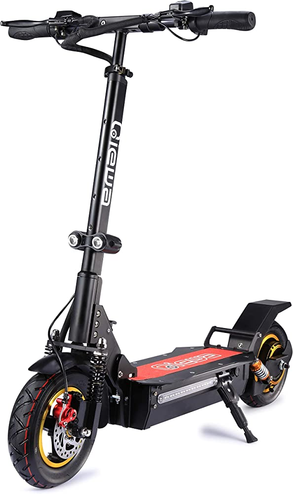 QIEWA Q1 Hummer Electric Scooter Review