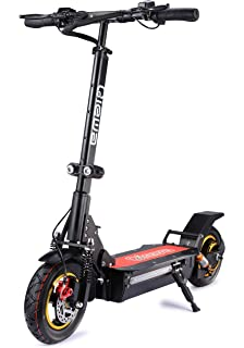 Amazon.com : Dualtron II S Fast Electric E Scooter, 1800W ...
