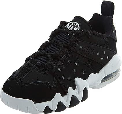 Nike Air Max CB '94 Low Big Kid's Shoes BlackWhiteBlack