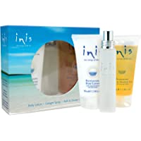 Inis the Energy of the Sea Trio Gift Set Including Cologne, Body Lotion and Shower Gel