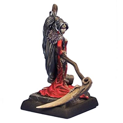 Reaper Miniatures 60088 Pathfinder Series Mini Cleric Of Urgathoa Miniature: Toys & Games