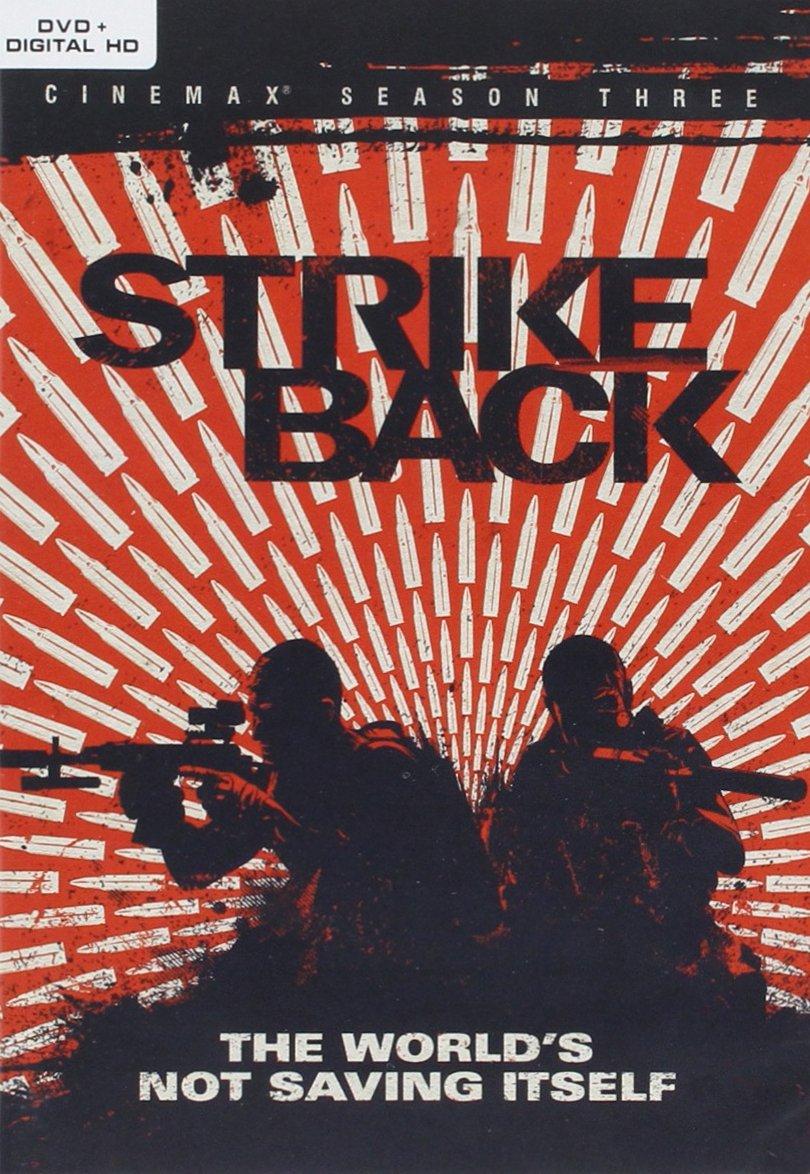 Strike Back: Season 3 (Viva/Repackage/DVD)