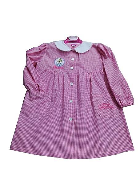 Grembiuli Asilo Bambina Disney.Disney Grembiule Asilo Principesse Bambina Scuola Materna Art S952005