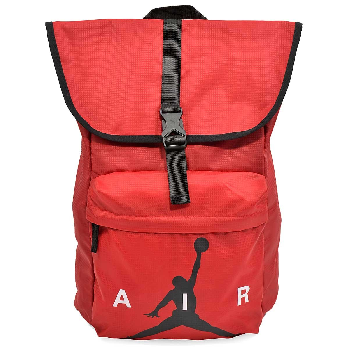 Nike Air Jordan Jumpman 9 a1725-r78トレーニングDayバックパックブックバッグジムレッド/ブラック, O/S   B01MZ0BOTO