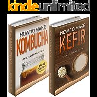 how to make kombucha without starter tea