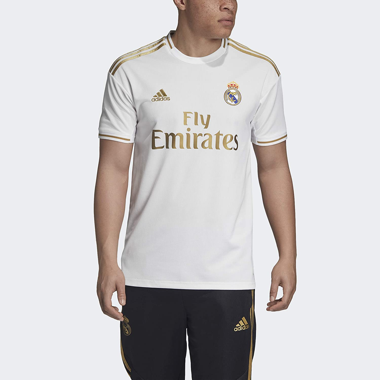 Adidas Real Madrid Adulto Casa Réplica Camiseta Dw4433 Clothing