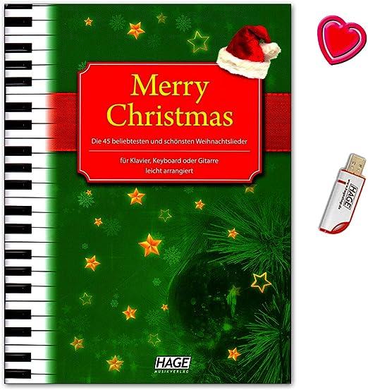 Merry Christmas. 45 más populares y mejores canciones de Navidad ...
