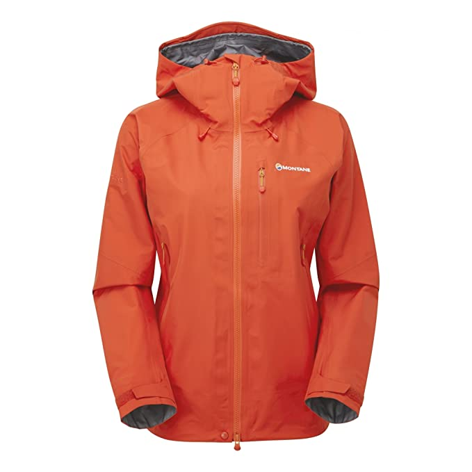 Montane Alpine Pro Gore-Tex Womens Exterior Chaqueta - SS18: Amazon.es: Ropa y accesorios