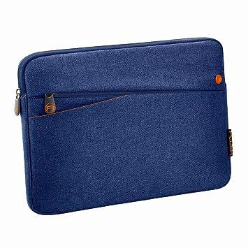 """3bd5b363958 PEDEA GmbH Fashion - Funda para tablets de hasta 10.1"""", color azul"""