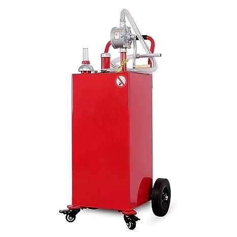 Amazon.com: Arksen depósito de gasolina con carrito ...