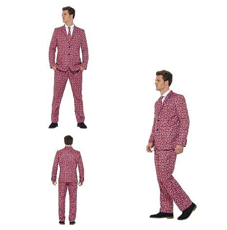 Fancy Dress Four Less Traje de entrenamiento para hombre adulto ...