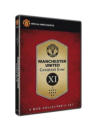 Manchester United - The Greatest Ever XI  DVD   Amazon.co.uk  DVD ... 71e067ec8