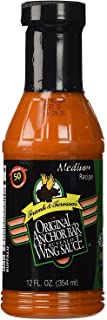 product image for Anchor Bar Buffalo Wing Sauce, Medium Recipe, 12 Ounces (Pack of 2)
